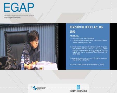 A revisión de oficio e a revogación dos actos administrativos - parte 2 - As Leis 39/2015 e 40/2015 do Procedemento Administrativo Común (LPAC) e do Réxime Xurídico do Sector Público (LRXSP)